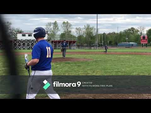 Tanner Shread (2020) vs ZR - Elverado High School