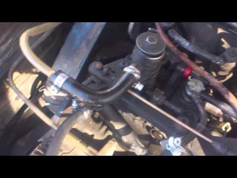 Фото к видео: чистка форсунок golf 3 1.9 diesel 1Y 1993 года