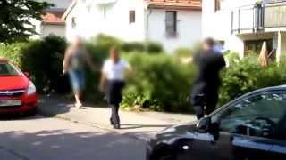 21.08.2015: Polizei schießt Amokläufer in Rostock nieder