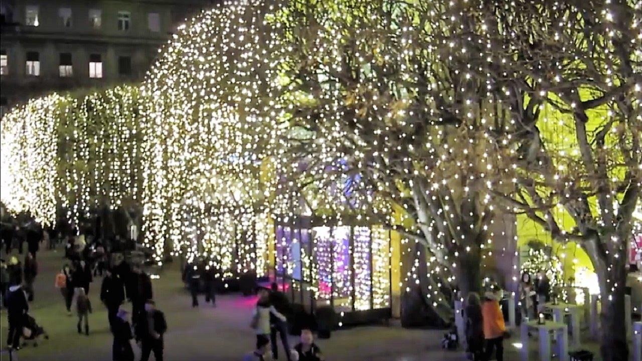 Best Christmas Market Advent Zagreb Croatia Weihnachtsmarkt Youtube