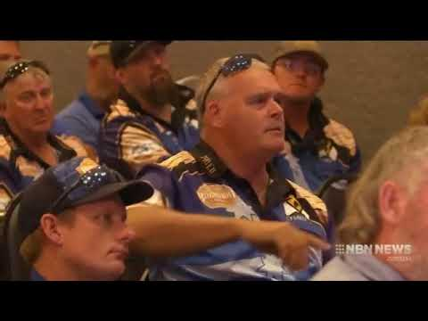 NBN News: Boggabri Coal Workers Fight For A Better Deal