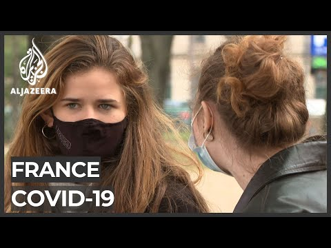 Paris Struggles With Second COVID-19 Wave