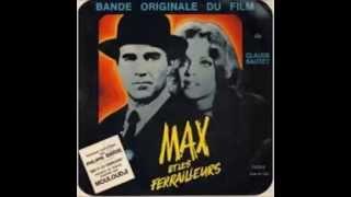 Mouloudji   Max et les ferrailleurs (Philippe Sarde)