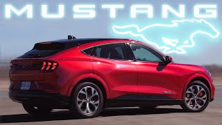 LIKE A TESLA? 2021 Ford Mustang Mach-E First Edition Review