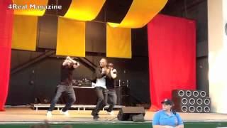 JACOB LATIMORE: DANCE FLOOR KILLA (LIVE)
