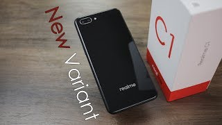 Realme C1 2019 Unboxing, Reviews, Specs, Price, Comparison