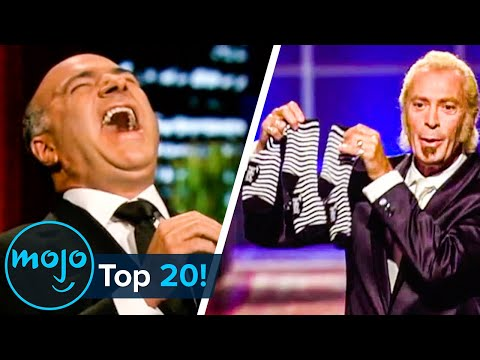 Top 20 Worst Shark Tank Pitches of All Time