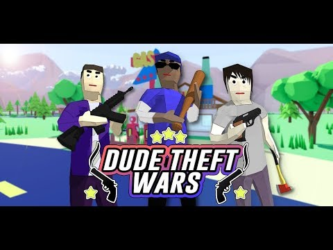 Dude theft wars Reveal Trailer! Android & IOS