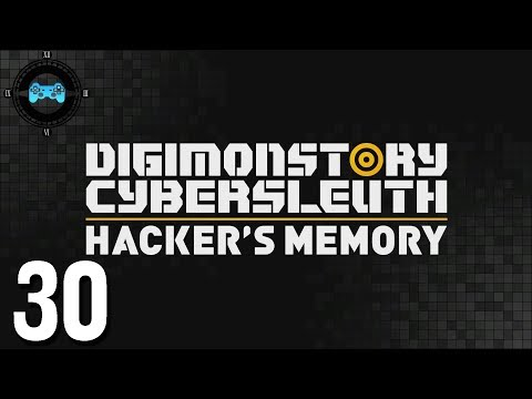 Cursed - Digimon Story Cyber Sleuth: Hackers Memory #30 [Blind Let's Play, Playthrough]