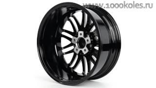 Литые диски Alutec · Burnside · diamond black front polished в интернет магазине 1000koles ru