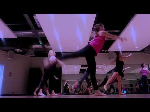 Ballet Fitness Dance Adults To A Sky Full Of Stars/ The Piano Guys