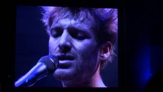 Paolo Nutini - Last Request - The Night Afore 2016 Edinburgh, Scotland