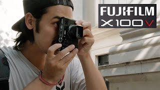 I tried the Fujifilm X100V - Is it good enough in 2020??😛 (RELAX FUJI FANBOYS, THIS IS NOT A REVIEW)