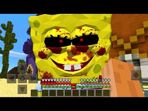 FOUND Spongebob.exe in Minecraft!