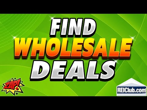 5 Fast Ways To Find Real Estate Wholesale Leads and Deals – REIClub.com