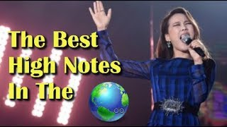 소향 So Hyang The Best High Notes In The World (New Compilation)