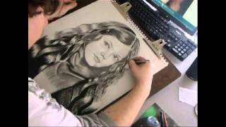 Breaking Dawn p2 Renessme cullen speed drawing.avi