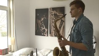 The Chainsmokers Something Just Like This Saxophone Cover feat. Coldplay.mp3
