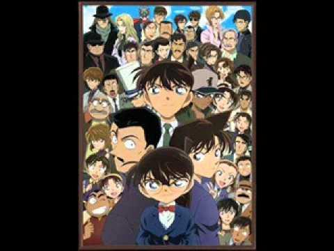 Detective Conan movie 1 - Happy Birthday - Kyoko.