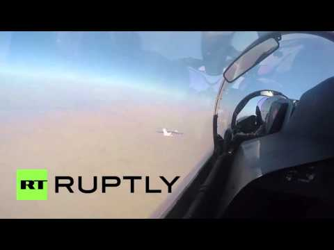 Syria: Russian planes airdrop aid to embattled Deir ez-Zor