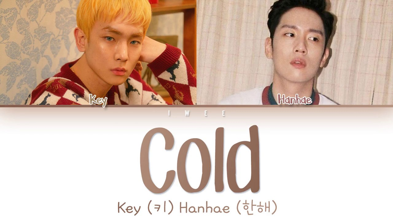 Key Hanhae Cold Han Rom Eng Color Coded Lyrics