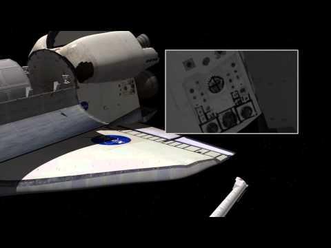 STS-133: OBSS Port Survey