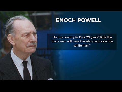Enoch Powell's 'Rivers of Blood' speech