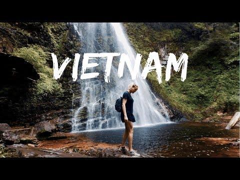 VIETNAM TRAVEL - GOPRO VIDEO