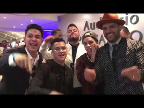 La Melodia Perfecta FT Guaco - Te Lo Tengo Que Decir - Premios Pepsi
