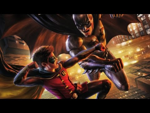 Trailer do filme Batman vs. Robin