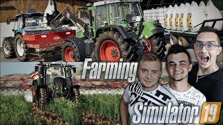 """Ścieżki Technologiczne!? FS19 Nawozy [BIG BAG], Opryski & Palety Na Jajka ☆ """"od Zera do Farmera""""#120"""