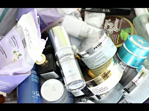 Empties 2017 | Products I've Used Up