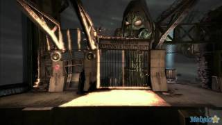 Batman: Arkham Asylum Gameplay Walkthrough pt 25 - Final Scarecrow Sequence