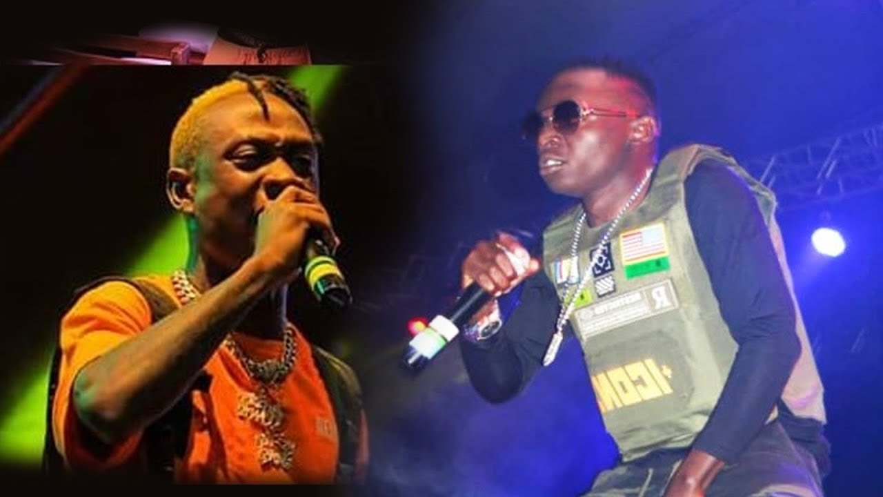 John Blaq Vs Fik Fameica in live band on same stage. Who won?