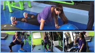 Quick Weight Loss || Bosu Ball Workout || Advance Training || Fitness And Lifestyle Channel