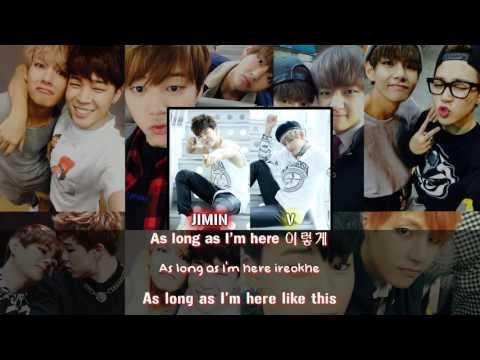 BTS Jimin&V (지민&태형) - '95 Graduation [Lyrics Han|Rom|Eng]