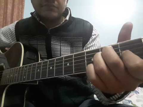 Naina | dangal | arijit | unplugged guitar cover