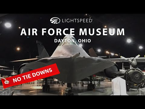 Aviation No Tie Downs: One perfect day in Dayton