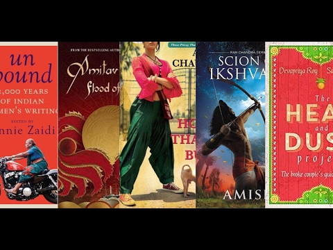 Indian Authors Book