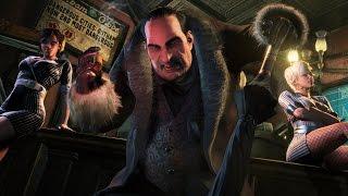 """Batman: Arkham Origins"" walkthrough (Hard) side missions ""Most Wanted – The Penguin"""