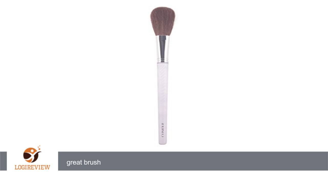 how to clean clinique makeup brushes