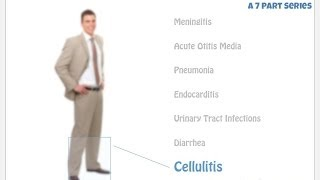 Antibiotics from Head to Toe: Part 7 - Cellulitis