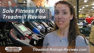 Sole F80 Treadmill Review | Treadmill-Ratings-Reviews.com