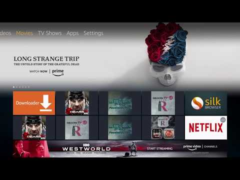 How to Download Terrarium TV to Amazon Fire Stick and Fire TV 2018