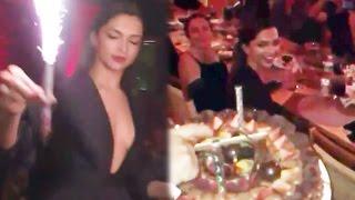 WATCH - Vin Diesel Has A Grand Birthday Celebration For Deepika Padukone