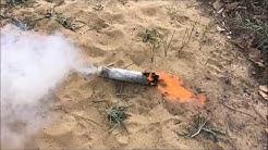 Как се прави димка с амониева сeлитра