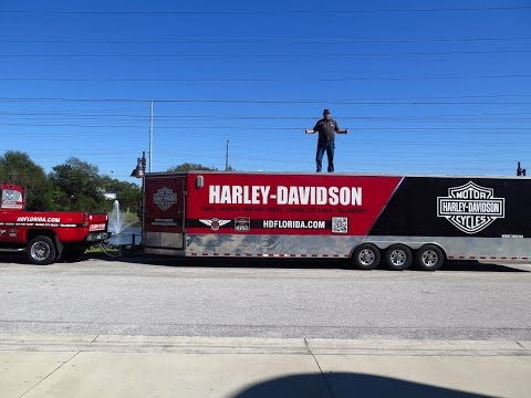 Harley Davidson Motorcycle Shipping - WE SHIP ANYWHERE!!!!