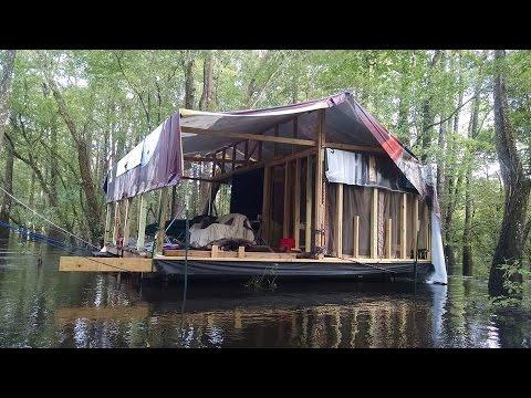 Superbe Floating Cabin Build Update # 5