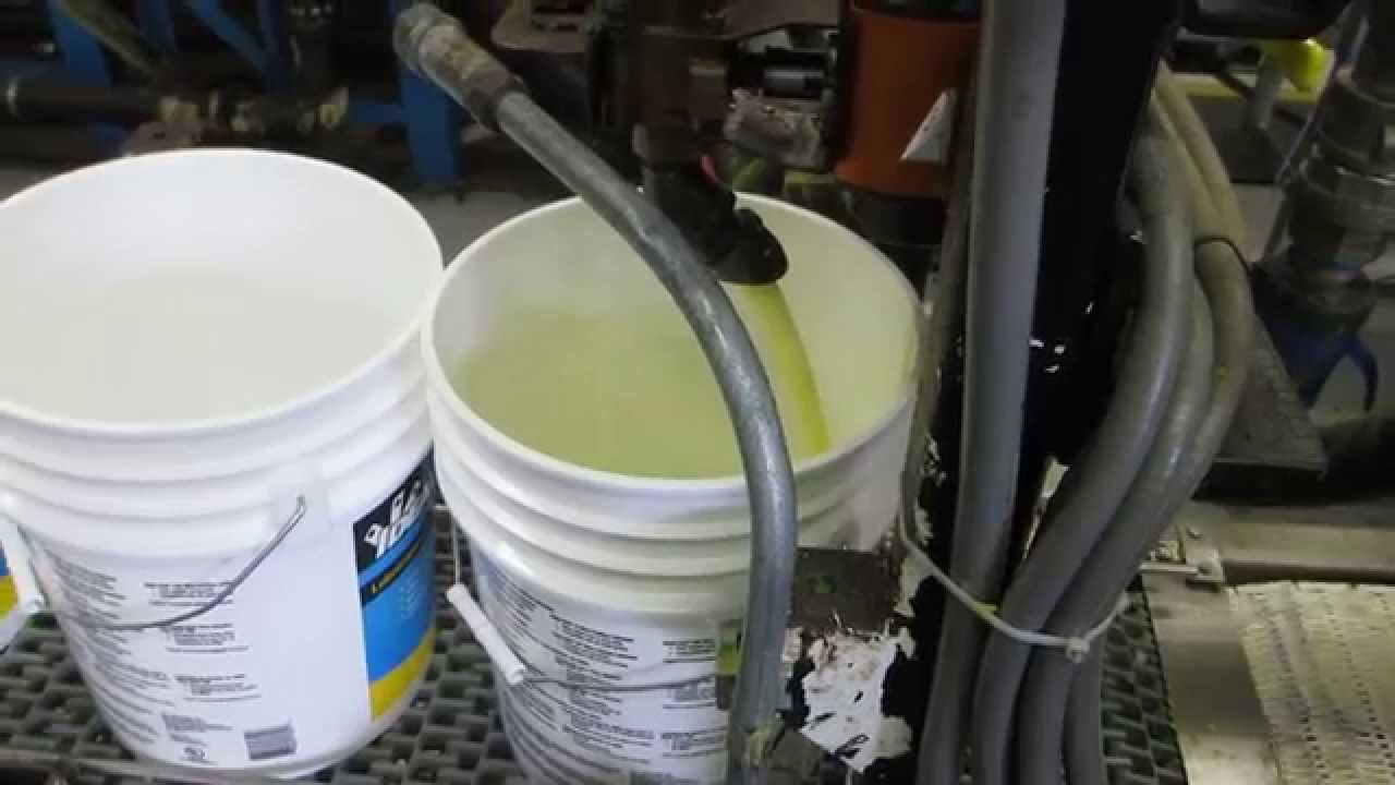 Making Yellow 77 Wire Pulling Lubricant - YouTube