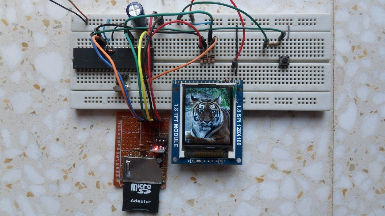 Pic Projects Microcontroller Summer Digital Voice Record And Playback Project By Isd2560p Eeweb